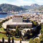 Vista Castillo y Torre Homenaje del S XIII
