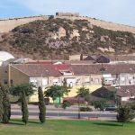 Vista del Castillo de los Moros