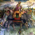 Marcha de Anibal contra Roma
